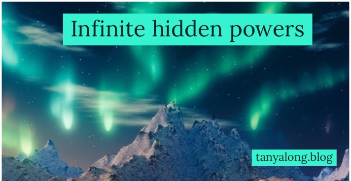 InfiniteHiddenPowers
